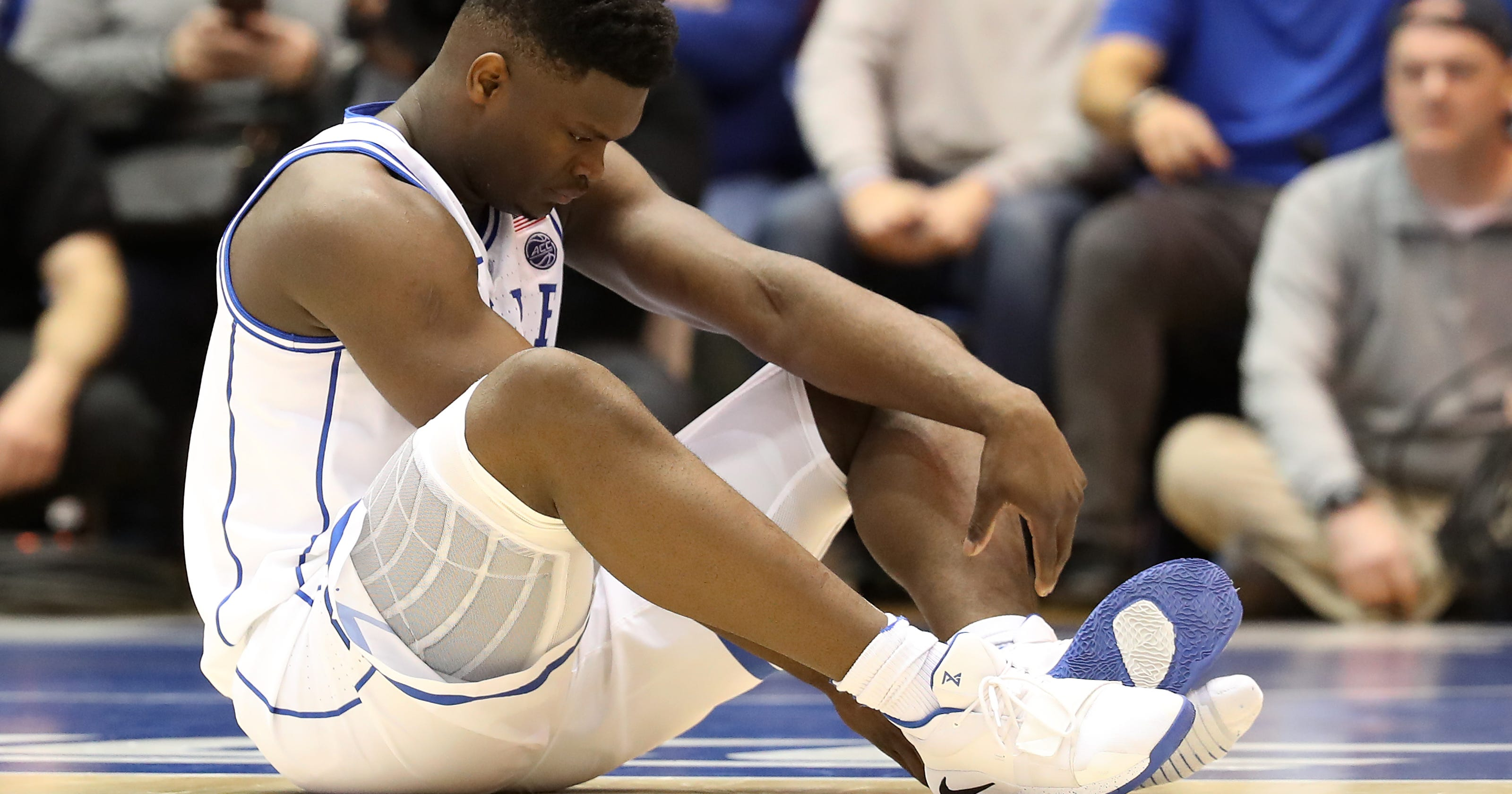 823e72c6f17 Tennessee basketball has no worries about Nike shoes after Zion Williamson  blowout