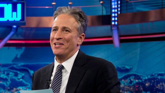 Jon Stewart's contract expires at the end of the year.