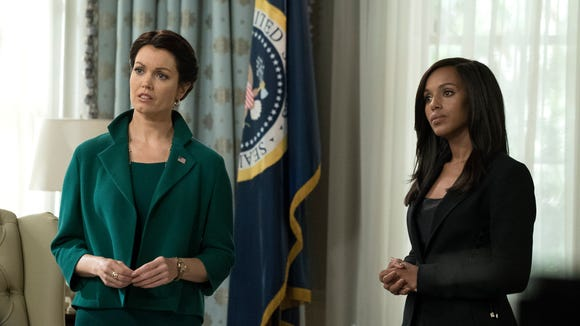 The final season of 'Scandal' premiere Thursday, Oct.