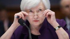 Federal Reserve Chair Janet Yellen testifies before