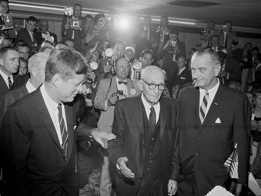 John Kennedy's visit to Arizona
