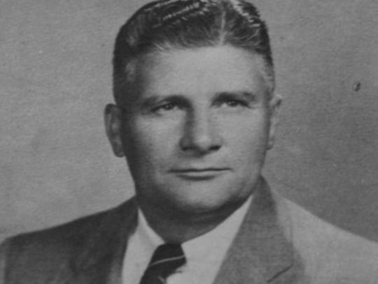 Former Freehold football coach Harold ``Hal'' Schank.