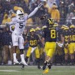 Jim Harbaugh's right: Fair to criticize Michigan football's play calling