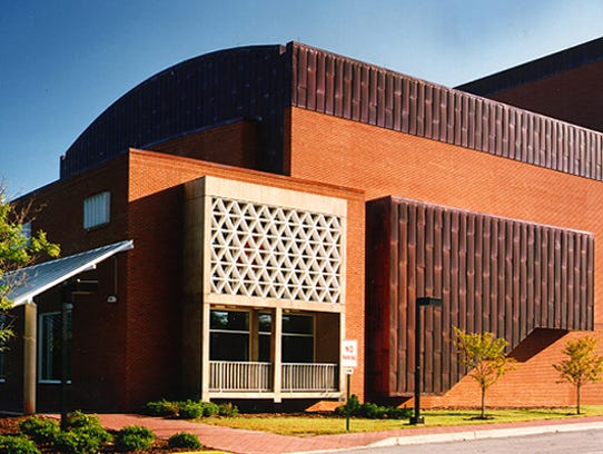 Clemson's Brooks Center for the Performing Arts will