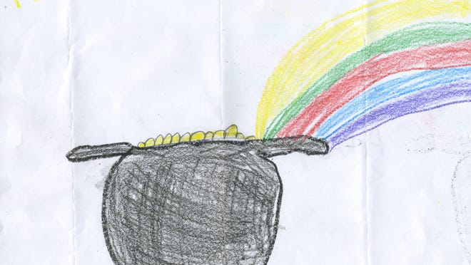 Abby Duffield, grade two, Pawling Elementary School