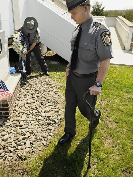 Police Barracks Ambush-Amputation