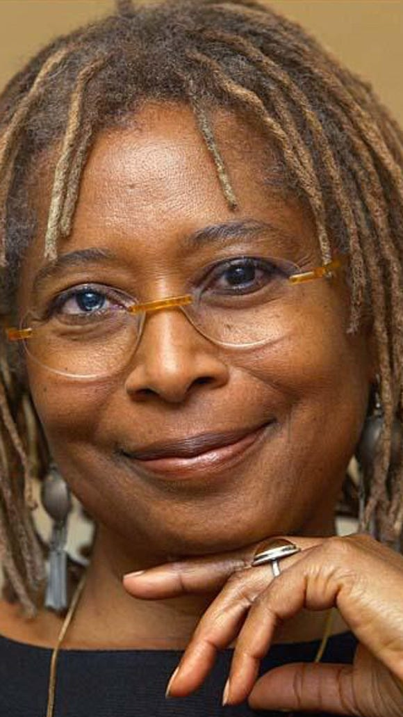Novelist and poet Alice Walker was born on Feb. 9, 1944, in Eatonton, Ga.