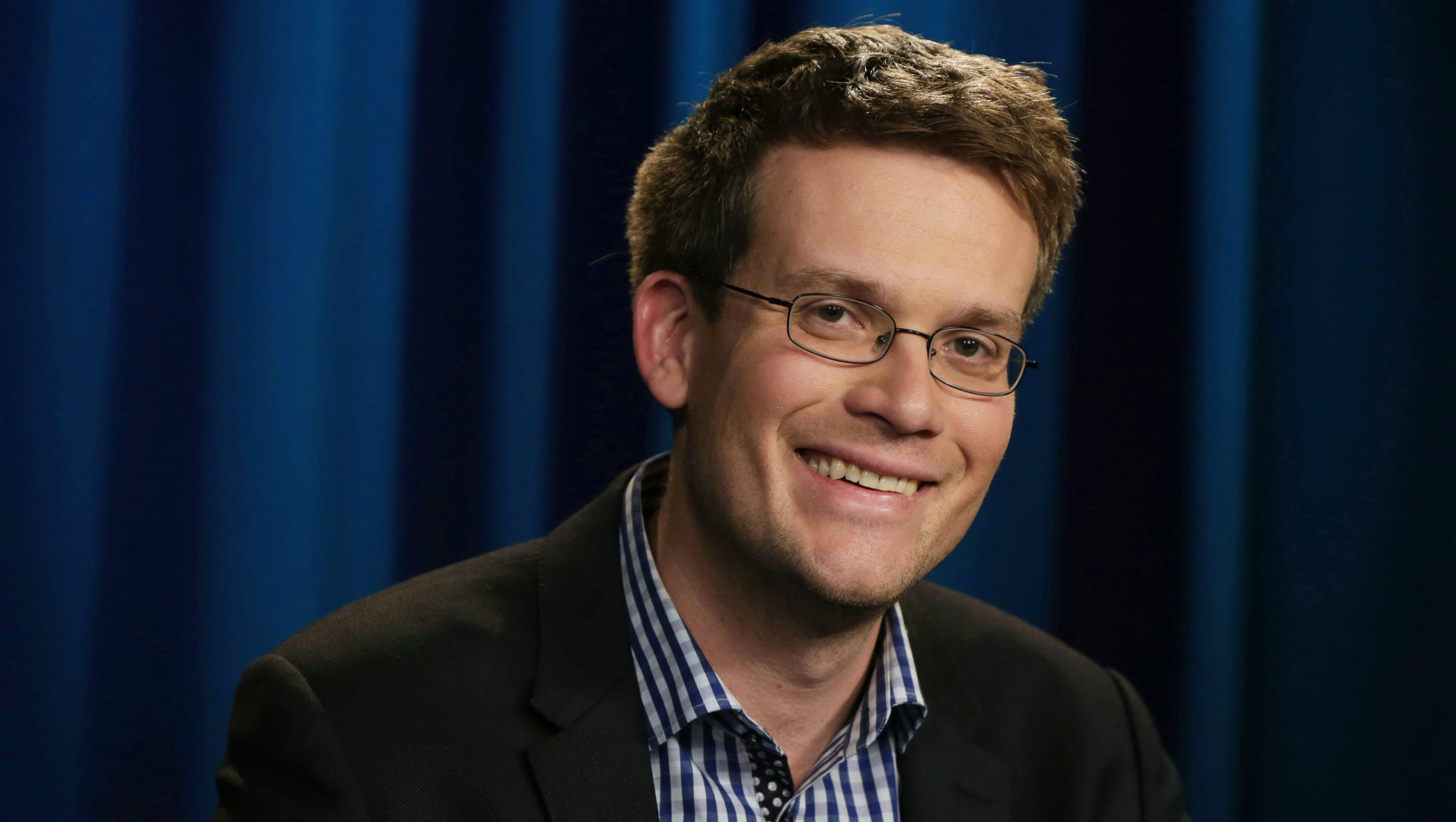 For Thanksgiving John Green Serves Perspective