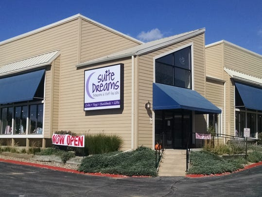 New to the neighborhood shops for art home pets for Craft stores des moines