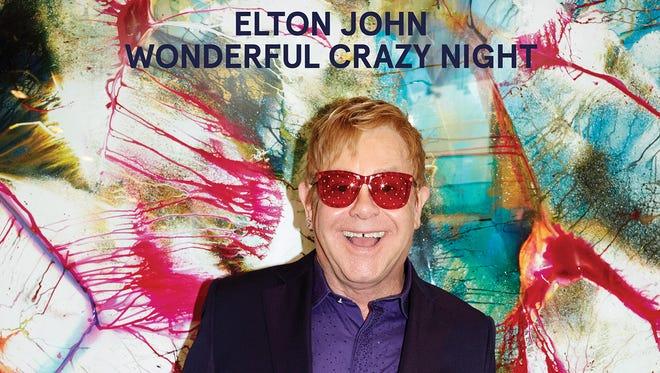 """Wonderful Crazy Night"" by Elton John."