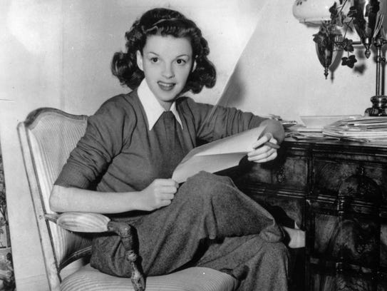 Judy Garland was pawed and propositioned for sex by