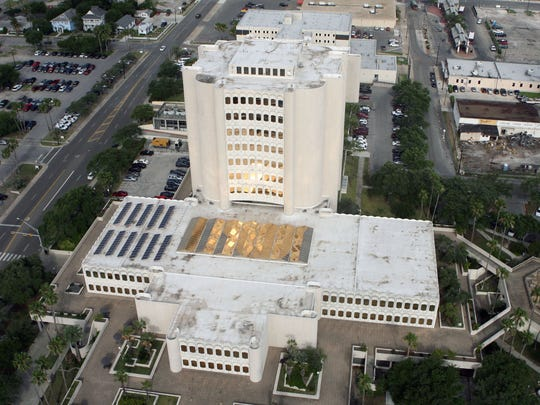 Nueces County Courthouse