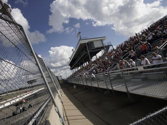 Sports: Spitzer Motor Speedway opening day