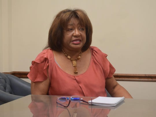 """Francine Jenkins, a member of Newman United Methodist Church since 2008, says, """"The church, to me, is the people."""""""
