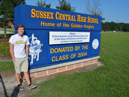 Randy Short, a Sussex Central High School graduate,
