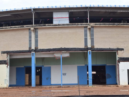 The Rapides Parish Coliseum is awaiting construction to give it a new look in a $22.9 million renovation project.