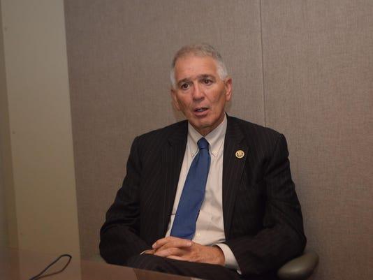ANI U.S. Congressman Abraham U.S Rep. Ralph Abraham. -Melinda Martinez/The Town Talk