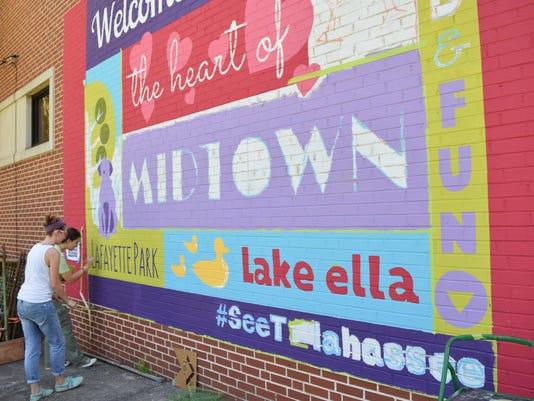 Midtown Mural 1