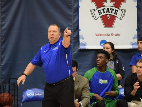 UWF men's coach Jeff Burkhamer has the program pointed in the best direction after a school record 24 wins so far this season, 44 victories the past two years and UWF sporting a No. 15 ranking in the latest NCAA Division II national poll.