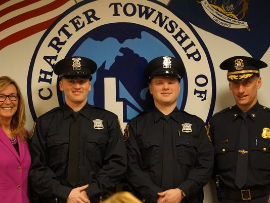 New officers 018