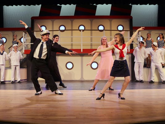 Anything Goes Dancing