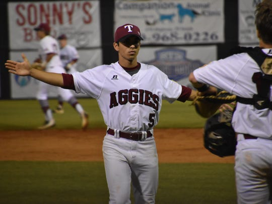 Baseball Pitcher of the Year -- Gabe Castro, Tate