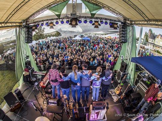 4 Peaks Music Festival, June 15-18