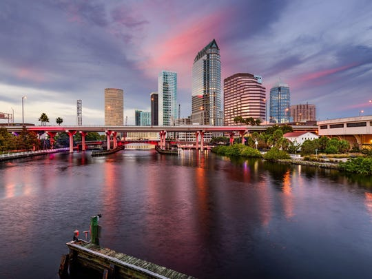 Tampa, Florida.