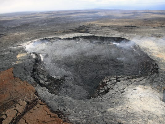 Hawaii Volcano