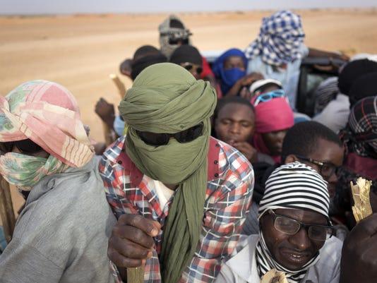 Sahara Walk Or Die