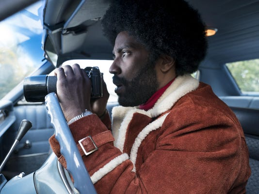 Film Review BlacKkKlansman (2)