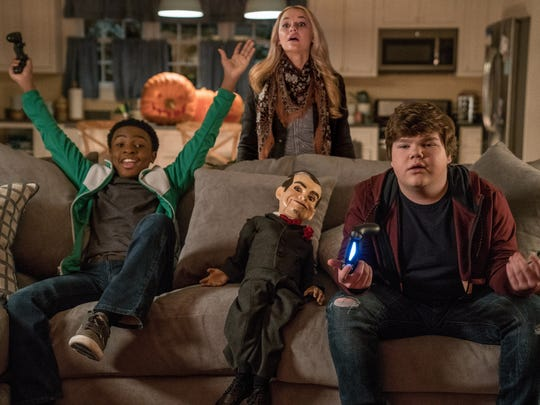 "Jeremy Ray Taylor, right, who starred in ""Goosebumps 2"" and ""It"" will come to Knoxville for Fanboy Expo's Blastoff mini con."