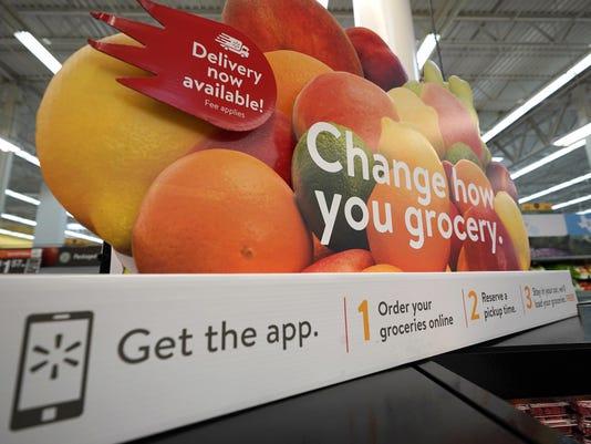 Walmart Online Delivery Groceries
