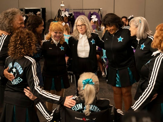 Film Review - Poms