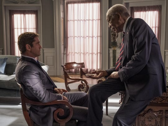 Film Review Angel Has Fallen