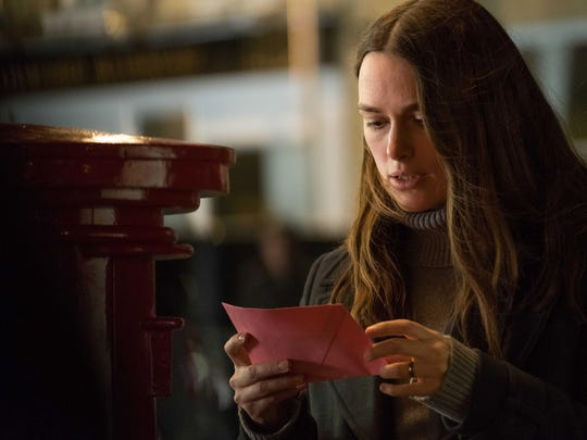"""Keira Knightley as whistleblower Katharine Gun in a scene from """"Official Secrets."""""""
