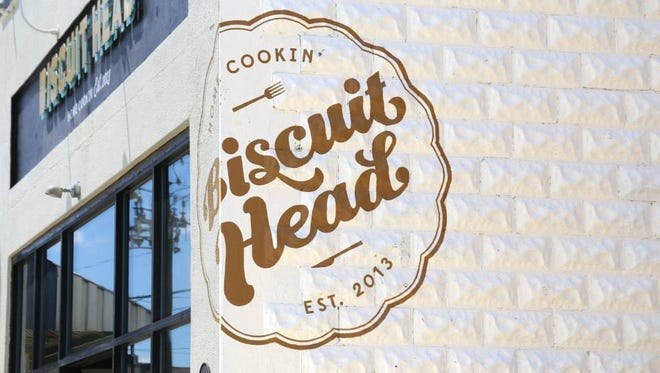 Aheville-based Biscuit Head will be the first retailer in the South Ridge development on Church Street.