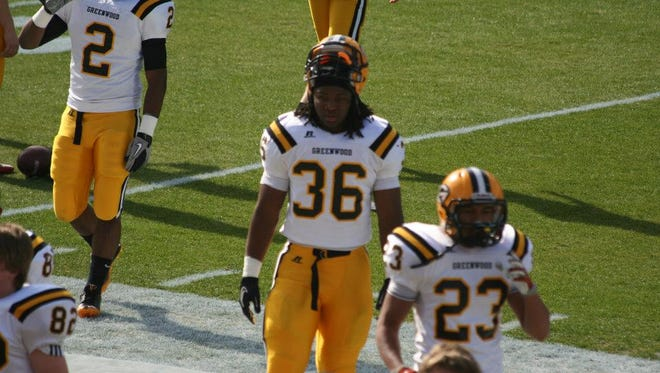 Davon Durant graduated from Greenwood High School in South Carolina in 2013.
