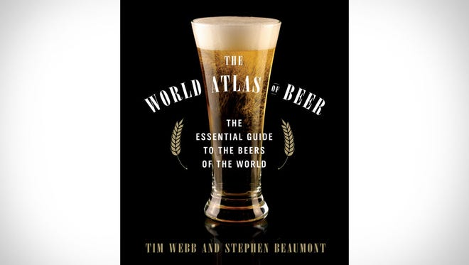 The World Atlas of Beer by Tim Webb and Stephen Beaumont.