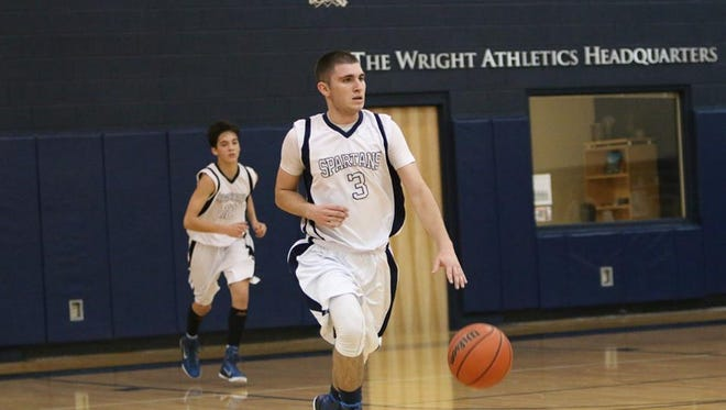 Ben Arqueros and his Scottsdale Prep teammates are ready for Friday's semifinal matchup with No. 5 Sells Baboquivari.