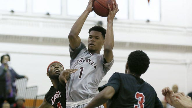 Five-star Class of 2017 guard Trevon Duval sees a good fit with Louisville.