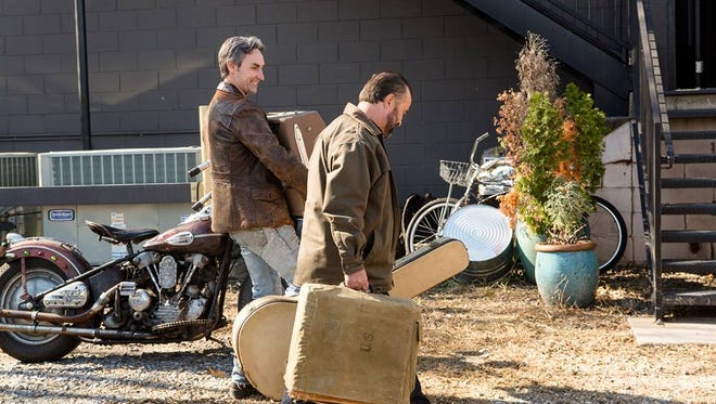 The 'American Pickers' don't like to leave empty handed.