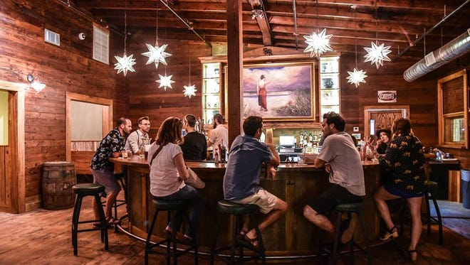 The Rhum Room, a bar that recently opened in downtown Lafayette, also serves Cuban sandwiches.