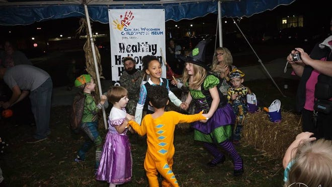 The Central Wisconsin Children's Museum Healthy Halloween Hoedown will be held Oct. 30 in Stevens Point.