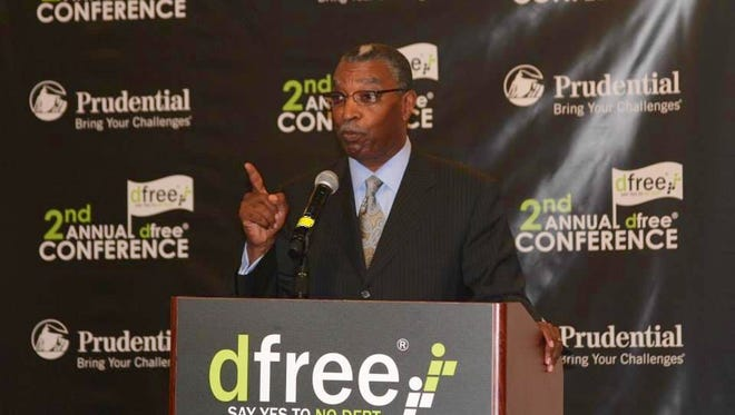 """The dfree movement founded by Rev. Buster Soaries, pictured, will gather Oct. 30 and 31 at its fourth annual conference in order to launch a national strategy to end predatory """"payday"""" loans"""
