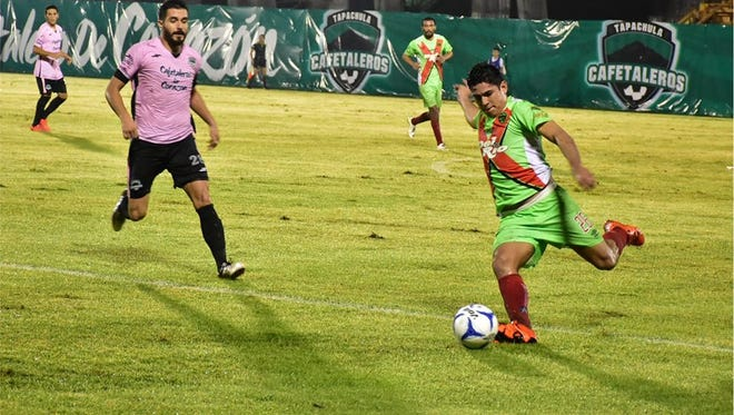 The FC Juárez Bravos tied with the Cafetaleros de Tapachula on Wednesday in the Liga de Ascenso MX soccer playoffs. The two face off again Saturday in the quarterfinals in Juárez.