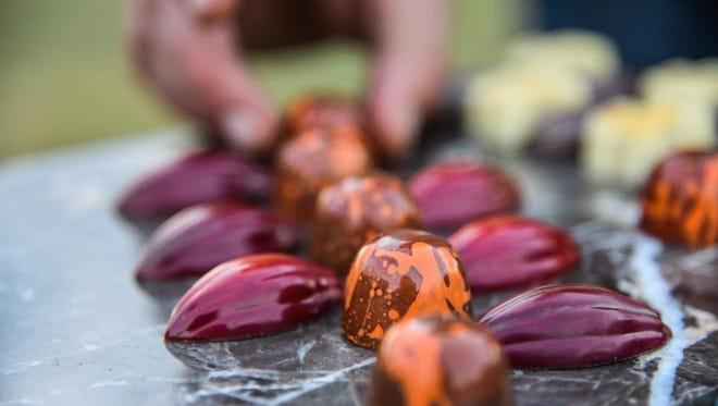 Sterling Originals chocolates