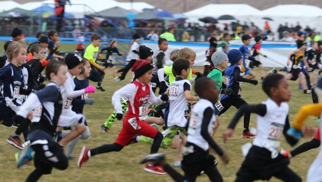 Hundreds of El Paso distance runners were among the thousands of competitors at the USA Track & Field Junior Olympic Cross Country Championships in Albuquerque, with 28 earning All-American titles.