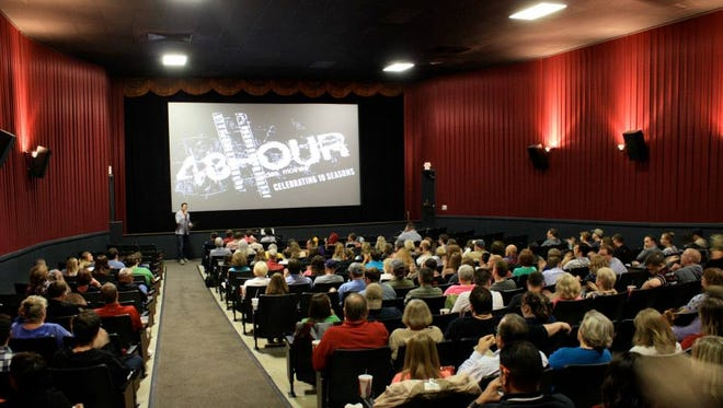 The 48-Hour Film Festival draws crowds to the Fleur Cinema and Cafe in Des Moines.
