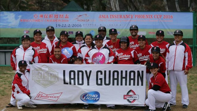 Lady Guahan finished 3-1 in the 9th annual Asia Insurance Phoenix Cup in Hong Kong.